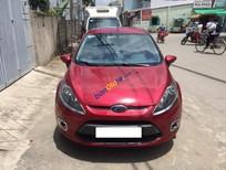 Cần bán xe Ford Fiesta AT năm 2014, màu đỏ