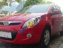 Bán Hyundai i20 AT đời 2011, màu đỏ đã đi 35000 km, giá chỉ 445 triệu