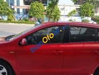 Bán xe Hyundai i20 AT sản xuất 2011, màu đỏ