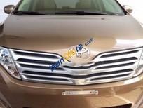 Cần bán xe Toyota Venza AT đời 2009, màu nâu, giá 1,25 tỷ