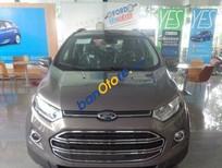 Cần bán Ford EcoSport AT đời 2016, màu nâu