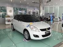Suzuki Tây Hồ, bán Suzuki Swift 2016 màu trắng, hỗ trợ vay vốn trả góp, đăng ký, đăng kiểm lưu hành xe