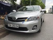 Bán xe Toyota Corolla altis 2.0 đời 2011, màu bạc chính chủ, 626 triệu
