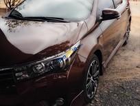 Cần bán Toyota Corolla altis 2.0 V đời 2014, màu nâu