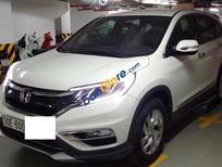 Cần bán xe Honda CR V 2.0 sản xuất 2015, màu trắng