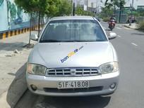 Bán xe Kia Spectra đời 2003, màu bạc