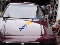 Cần bán gấp Honda Accord MT đời 1988, màu đỏ số sàn