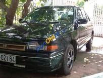 Bán ô tô Mazda 323 MT đời 1995, màu đen