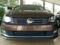 Bán Volkswagen Polo 6AT đời 2016, màu nâu, nhập khẩu nguyên chiếc