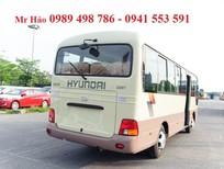 Bán xe Hyundai County Đồng Vàng 2016,giá cả cạnh tranh