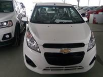 Gọi Châu: 0917.757.157 để có giá tốt nhất Chevrolet Spark 1.2l LT 2016 màu trắng