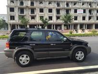 Bán ô tô Ford Escape đời 2004, màu đen số tự động