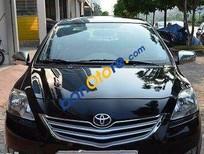 Bán xe Toyota Vios MT đời 2011, màu đen