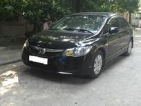 Tôi cần bán chiếc xe Honda Civic 1.8 MT màu đen SX 2010