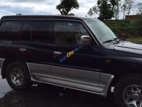 Cần bán Mitsubishi Pajero 2004, màu đen