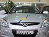 Cần bán Hyundai i30 đời 2009, màu bạc