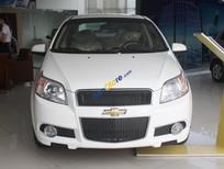 Cần bán Chevrolet Aveo 1.5 AT sản xuất 2016, màu trắng, 481tr