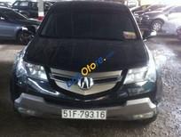Bán Acura MDX đời 2007, màu đen, 870 triệu