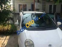 Bán Daewoo Matiz MT 2008, màu trắng, giá chỉ 107 triệu