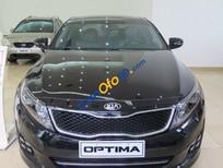 Cần bán Kia Optima AT sản xuất 2016, màu đen