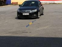 Cần bán Daewoo Lacetti đời 2009, màu đen, nhập khẩu chính hãng chính chủ