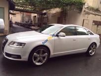 Cần bán gấp Audi A6 2.0T sản xuất 2009, màu trắng, xe nhập số tự động