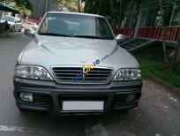 Bán xe Ssangyong Musso Libero đời 2005 số tự động