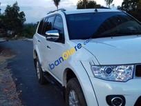 Cần bán xe Mitsubishi Pajero AT đời 2014, màu trắng