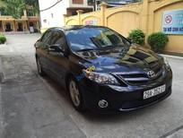 Bán Toyota Corolla altis 2.0 năm 2011, màu đen chính chủ