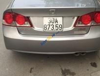 Cần bán xe Honda Civic 2.0 đời 2006, màu bạc xe gia đình giá cạnh tranh