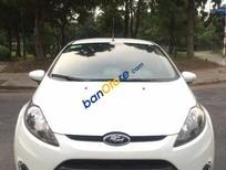 Bán xe Ford Fiesta S đời 2013, màu trắng, nhập khẩu, giá tốt