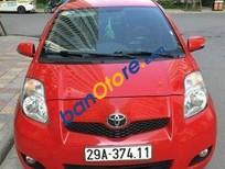 Bán Toyota Yaris AT đời 2011, màu đỏ, giá 510 triệu