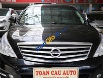 Cần bán xe Nissan Teana 2.0 AT sản xuất 2009, màu đen