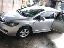 Cần bán gấp Honda Civic 1.8 MT 2011, màu bạc như mới, 498 triệu