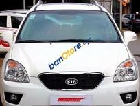 Cần bán xe Kia Carens SX 2.0AT đời 2013, màu trắng