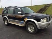 Cần bán lại xe Ford Everest đời 2006, màu đen chính chủ