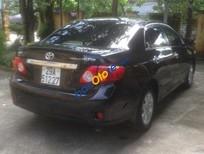 Bán Toyota Corolla altis đời 2009, màu nâu