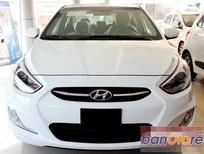 Bán Hyundai Accent 1.4MT 2016, màu trắng, nhập khẩu