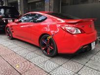 Bán xe cũ Hyundai Genesis đời 2009, màu đỏ, nhập khẩu chính hãng