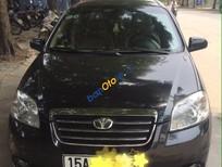 Bán xe cũ Daewoo Gentra đời 2011, màu đen, giá chỉ 275 triệu