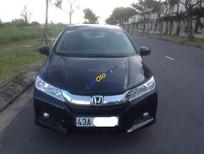 Bán ô tô Honda City đời 2015, màu đen xe gia đình