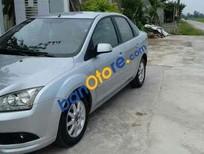 Bán xe Ford Focus sản xuất 2009, màu bạc chính chủ, giá tốt