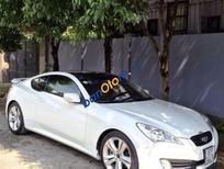 Bán xe cũ Hyundai Genesis sản xuất 2011, màu trắng, nhập khẩu nguyên chiếc, giá chỉ 680 triệu