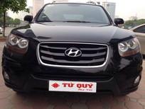 Bán Hyundai Santa Fe đời 2009, màu đen, nhập khẩu nguyên chiếc