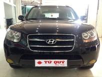 Bán Hyundai Santa Fe đời 2007, màu đen, nhập khẩu Hàn Quốc, số tự động