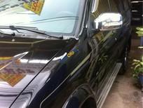 Cần bán xe cũ Isuzu Hi lander 2005, màu đen xe gia đình, 310 triệu