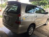 Cần bán xe cũ Toyota Innova E đời 2012, màu bạc như mới, 635 triệu