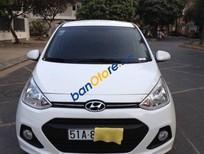 Cần bán xe Hyundai i10 MT 2014, màu trắng, giá 430tr