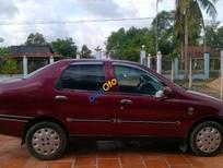 Cần bán lại xe Fiat Siena đời 2003, màu đỏ