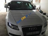 Cần bán xe Audi A4 AT đời 2008, màu trắng, giá 870tr